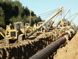 Gazprom en Gasunie werken samen (fotoreportage)
