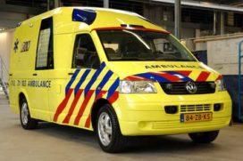 Nieuwe ambulance wordt Volkswagen