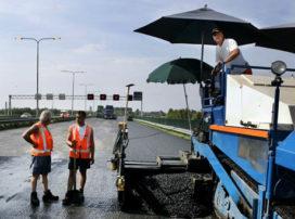 Miljoenen extra voor reparatie wegen Noord-Nederland