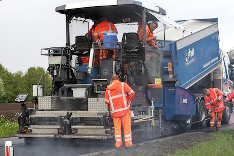 Topcon neemt ThunderBuild over: 'Volledig inzicht in het wegenbouwproces'