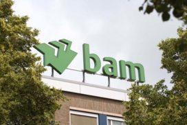 BAM compenseert verlies op zeesluis IJmuiden met winsten buitenlandse projecten