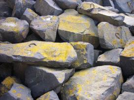 Gratis af te halen: miljoen basaltblokken