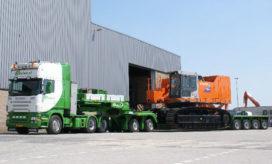 130 tons sloopkraan voor Beelen Sloopwerken