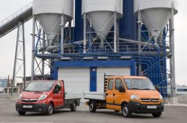 Ruim 23 procent meer lichte bedrijfswagens in 2007