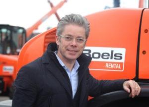 Pierre Boels, Boels Rental