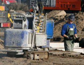 Veel minder illegale bouwvakkers