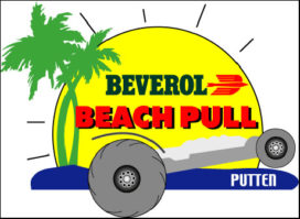 Beach Pull 2009: brullende motoren in Putten