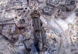Hoogste gebouw ter wereld wordt steeds hoger
