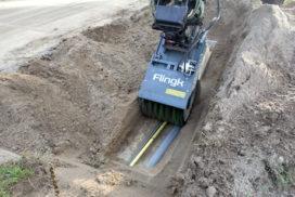 Cable Digger voorkomt graafschades aan kabels en leidingen (met video)