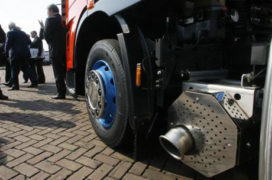 DAF dieseltruck 'is de schoonste'