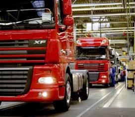 DAF verhoogt vrachtwagenproductie