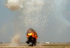 Explosief gevonden tijdens graafwerkzaamheden