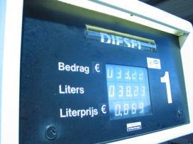 Dieselprijs stapelt record op record