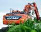 Doosan DX255LC-5 Hybrid praktijktest: schoner zonder inleveren
