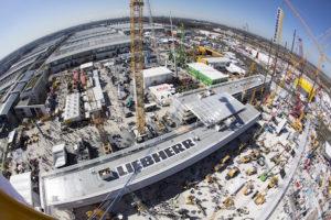 Recordjaar voor Liebherr: omzet meer dan 10 miljard euro