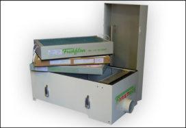Nieuw: 17 kilogram koolfilters voor FFMultiboxen