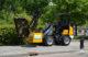 Attachment giant maaiarm met mulchmaaidek als frontaanbouw  80x52