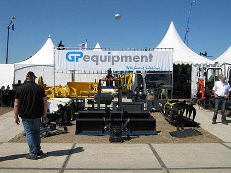 Open Huis GP Equipment
