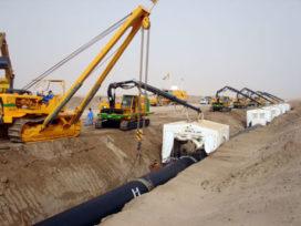 Nederlandse aannemer voorziet Riyaad van water