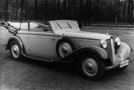Audi schiep de hogere middenklasse