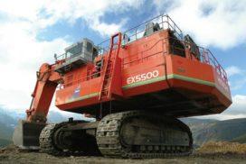 Hitachi bouwt nieuwe fabriek voor zware machines