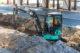 Attachment ihi 35v4 minigraafmachine met uitschuifbare onderwagen voor oostvliet 80x53