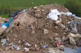 Onderzoek naar puinstort in zandwinput