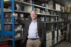 Eric Groot Jebbink, specialist machinebeveiliging: ondernemers zijn doof voor de blinde vlek