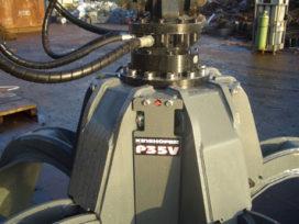 Nieuwe rotator voor Kinshofer poliepgrijpers