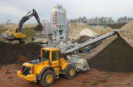 Koers blijft in beweging met Volvo grondverzetmachines