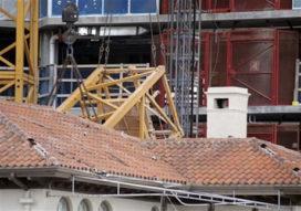 Twee doden bij ongeluk met bouwkraan in Miami