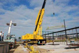 400-tons Liebherr LTM 1400 voor BKV