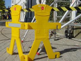 Ludieke bouwbewakers