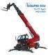 Attachment magni verreiker met 39 meter hefhoogte debuteert op bauma 69x80