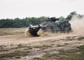 Duitse leger bestelt 405 Puma pantservoertuigen