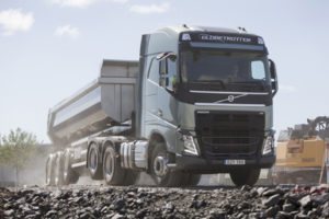 Volvo Trucks maakt verbruik en CO2-uitstoot inzichtelijk