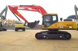 Meerman Sany importeert Chinese bouwmachines