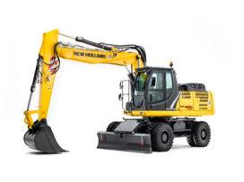 Vier nieuwe importeurs in Nederland voor New Holland Construction