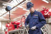 Pirtek PFM hogedruk hydrauliekslangen krijgen DNV Type Approval