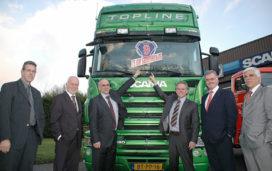 Scania dealer Rinsma viert 75-jarig bestaan