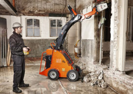 Elektrische sloopmachine SHERPA 100EHD op markt