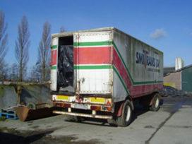 Gemeente zoekt verdachte vrachtwagen
