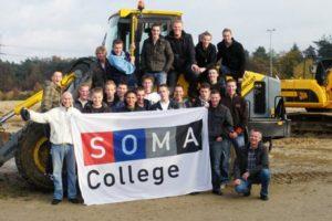 Reünie SOMA College 60 jaar