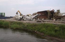 115 ton Kleemann's geleverd aan Steenkorrel