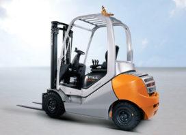 Still stelt productie RX70 Hybride uit