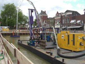 LGH Hijsmaterieel ingezet bij groot onderwaterwerk