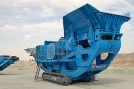 Terex Pegson & Powerscreen introduceren nieuwe machines