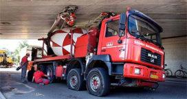 Hybridetechniek nu ook bij vrachtwagens (met film)