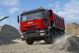 Prognose: truckmarkt groeit ruim 8% in 2008