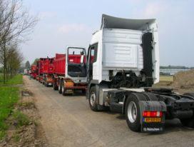 Minister Eurlings lanceert Inspectieloket Wegvervoer
